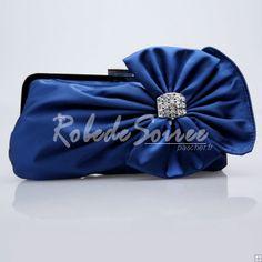 Pochette Soirée-Elégant sac à la mode du soir sac de mariage des femmes