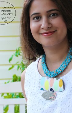 Color Bold – Necklace (FREE Give Away!) | VeruDesigns, LLC