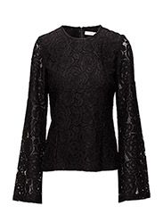 Shane blouse MA16 - BLACK