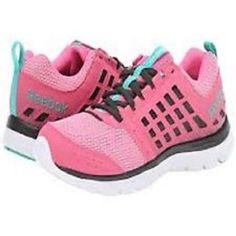 Reebok Z Dual Ride Mesh Pink/Black Running Shoes Size 8M Women-Brand New in BOX #Reebok