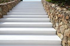 Praha, Cement, Stairs, Design, Home Decor, Everything, Stairway, Decoration Home, Room Decor