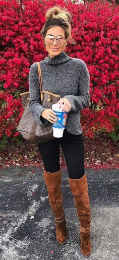 Best Comfortable Women Fall Outfits Ideas As Trend 2017 25