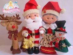 Christmas Sewing, Christmas Crafts, Christmas Ornaments, Christmas Holidays, Merry Christmas, Elf On The Shelf, Paper Crafts, Holiday Decor, Anime