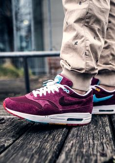 Nike Air Max 1 Parra x Patta - 2010 (by anthonysuz)