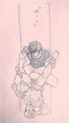 Anime Kiss, Anime Demon, Cute Anime Boy, Anime Love, Anime Couples Manga, Romantic Anime Couples, Otaku Anime, Anime Art, Hottest Anime Characters