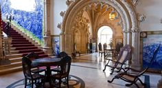 Booking.com: Palace Hotel do Bussaco - Luso, Portugal
