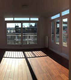 Uitbreiding extra slaapkamer op platte dak (met terras)