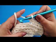 CROCHET para HOMBRE | CUELLO TEJIDO para CABALLERO | TUTORIAL PASO A PASO - YouTube Youtube, Make It Yourself, Videos, Lana, Tatoo, Stitches, Vestidos, Crochet Men, Knitting Videos