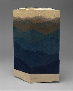 Zenji Miyashita (Japanese, Kyoto 1939–2012) | Vase | ca. 1990 | Stoneware
