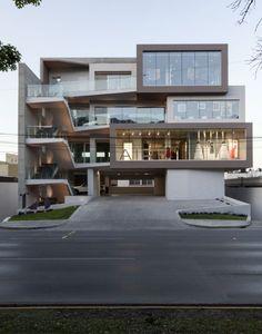 Architects: Laboratorios Vaquero / Location: Monterrey, Mexico / Project Team: David Benitez Martínez, Jorge Hernandez Gómez, Cynthia Gutiérrez / Project Management: VeritecPro / Project Area: 1,400 sqm / Project Year: 2012 / Photographs: Estudio Alejandro Cartagena