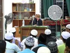 Ustaz Azhar Idrus Bab Sujud