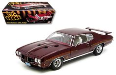 Acme | 1/18 | 1970 Pontiac GTO Judge Red
