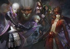 Tags: Sengoku Basara, Sanada Yukimura (Sengoku Basara), Pixiv, Motochika Chosokabe (Sengoku Basara), Oichi (Sengoku Basara), Ishida Mitsunar...