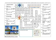 Futur: vacances à Paris worksheet - Free ESL printable worksheets made by teachers Power Training, Body Training, Endurance Workout, Conditioning Workouts, Learn French, Questions, Teaching French, Solution, Grande Section
