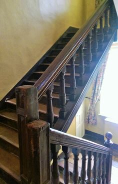 """The """"Backstairs"""", Tredegar House, Newport"""