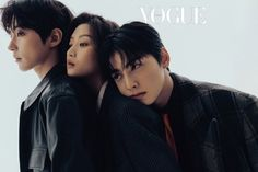 Korean Actresses, Actors & Actresses, Vogue Photoshoot, Korean Drama Best, Handsome Korean Actors, Bare Face, Kdrama Actors, Cha Eun Woo, True Beauty