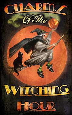 Charms Of The Witching Hour Digital Art by Joel Payne
