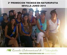 Nuevos Técnicos en Naturopatía... | Escuela Internacional Naturopatia M.R.A.