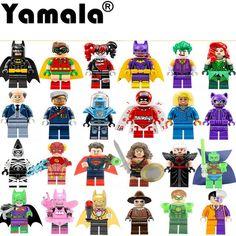 Search For Flights 60pcs Super Heroes Marvel X-men Deadpool Forces Weapons Batman Wings Building Blocks Bricks Toys Hobby For Kids Children Toys & Hobbies Blocks