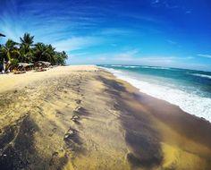 Srí Lanka - Unawatuna Beach   #dnescestujem