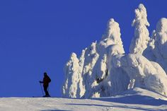 Skiing in Ruka, Finland | Flickr - Photo Sharing!