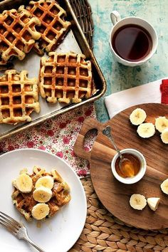 Waffle recipes that will make you WANT to get out of bed in the morning