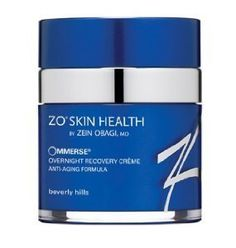 ZO Skin Health Ommerse Overnight Recovery Creme by ZO Skin Health. $79.49. AM Program: Offects Exfoliating Polish, Offects Exfoliating Cleanser, Offects TE-Pads Acne Pore Treatment. Squalane: increases skin respiration and prevents water loss from the surface, restoring natural oil. Retinol: a pure derivative of Vitamin A and the most vital component of any anti-aging skincare program. Canadian Willowherb: clinically proven to significantly reduce chemical and UV-induced r...