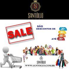 O frio  chegou  e nossas ofertas e promoções  vieram  para aquecer  você.  Confira : www.santollo.com.br