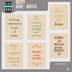 Home - Quotes
