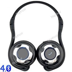 BH-10 Foldable Headband Wireless Hands-free Bluetooth V4.0 + EDR Stereo Headset EEP-401219