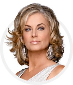 Elegant and charming, Eileen is an actress and daytime soap royalty. Bold And The Beautiful, Gorgeous Women, Eileen Davidson, Young And The Restless, Beauty Hacks, Beauty Tips, American Actress, Armand Assante, Sorority Row