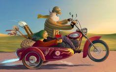 Η ΔΙΑΔΡΟΜΗ ®: 10 χαρακτηριστικά των ζωδίων με χιούμορ