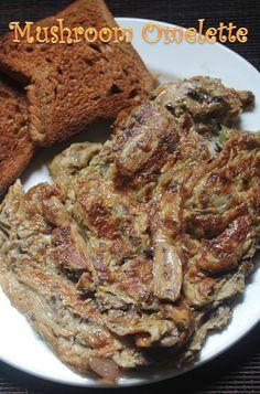 gorgonzola mushroom and thyme omelette with gorgonzola wow mushroom ...