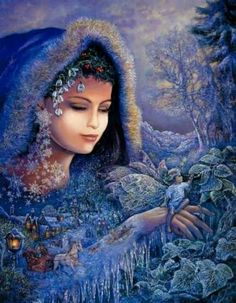 Winter Fairy Fantasy