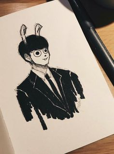 this has to be my favorite fan art of kookie!! x)