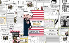 Veterans Day activities for your classroom!