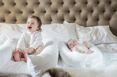 """""""When should we upgrade to the Grand?"""" One of our most frequently asked questions amongst all you mamas out there. For your little ones who have been snug and c"""
