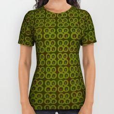 These premium quality shirts feature original art by Unyunga from seam to seam.