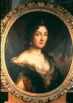 Miniature of Madame de Montespan