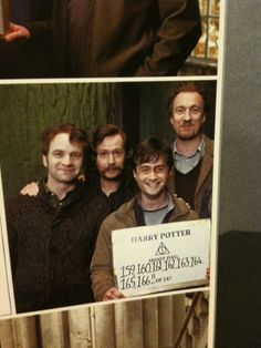 James, Sirius, Harry, Remus  The only time Harry is ever with his dad, Sirius & Remus </3