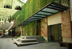 Jardins campestres por Comoglio Architetti