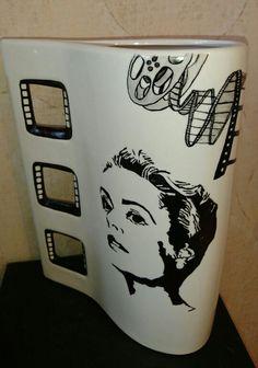 Grace Kelly by Christine Cezé réalisé en cours avec Olivia Guez