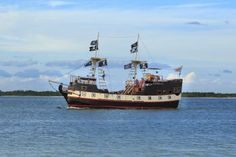 Home - Salty Sam's Pirate Cruise