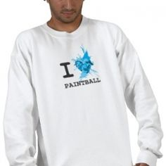 I Heart Paintball Shirt