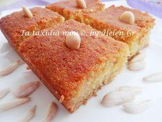 Σάμαλι η πρώτη συνταγή του νέου χρόνου, ένα πανεύκολο γλυκό, με άρωμα πορτοκαλιού και μαστίχας Χίου!     Συνειρμικά το γλυκό αυτό είναι δε... Banana Bread, French Toast, Breakfast, Desserts, Food, Morning Coffee, Tailgate Desserts, Deserts, Essen