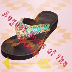 August Soule of the Month $125