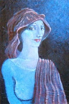 La Berma een actrice voor wie Sarah Bernard model stond