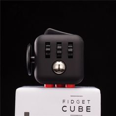 Fidget Cube. Fidget Cube Available in 13 Colors and Designs Stress Relief, Puzzles Perfect as a Gift, For All Ages