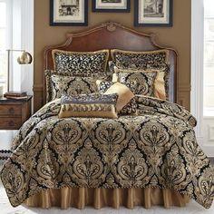 Pennington 4 Piece Reversible Comforter Set