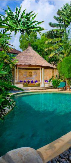 Villa Kubu, Bali, iNDONESIA.  Beyond Villas Bali has a selection of beautiful villas, all over Bali, to suit every style & Budget. www.beyondvillas.com, Bali, Indonesia